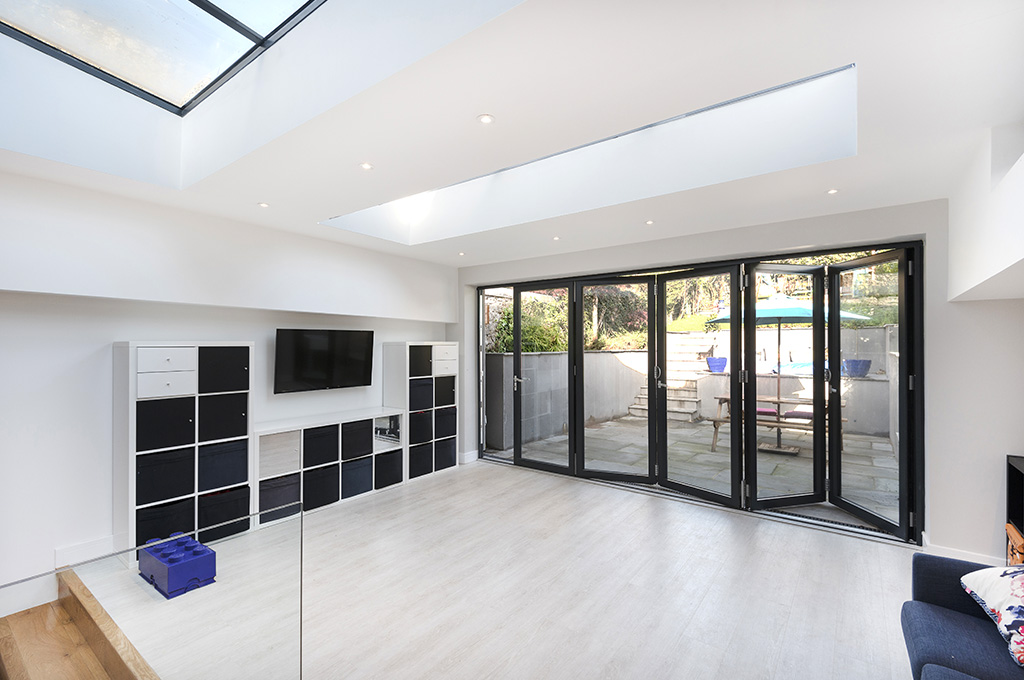 House extension at Greenside, Kendal - Mellor Architects