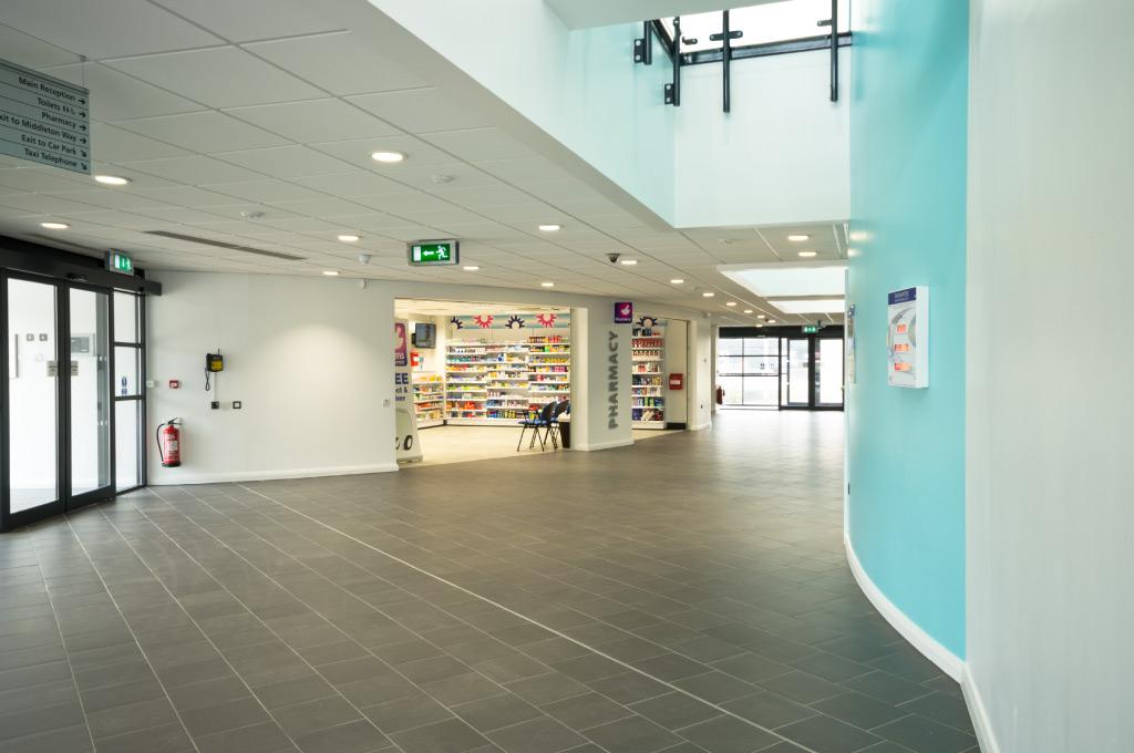 Heysham Primary Care Centre Lancashire