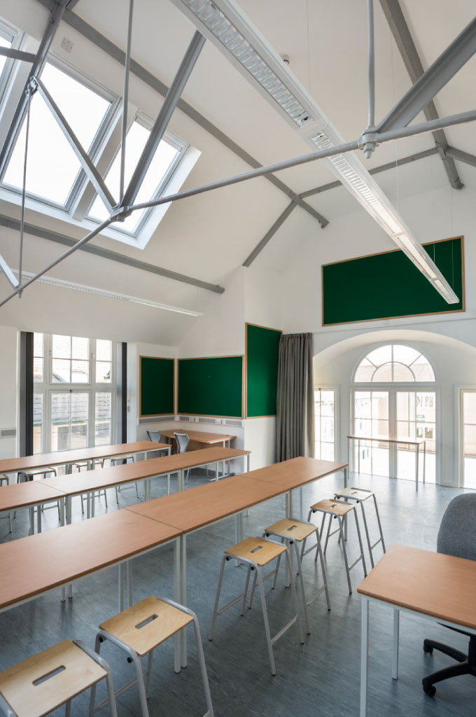 Mellor Architects Kirkbie Kendal School
