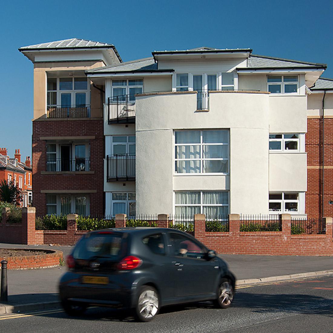Mere Road Apartments, Blackpool
