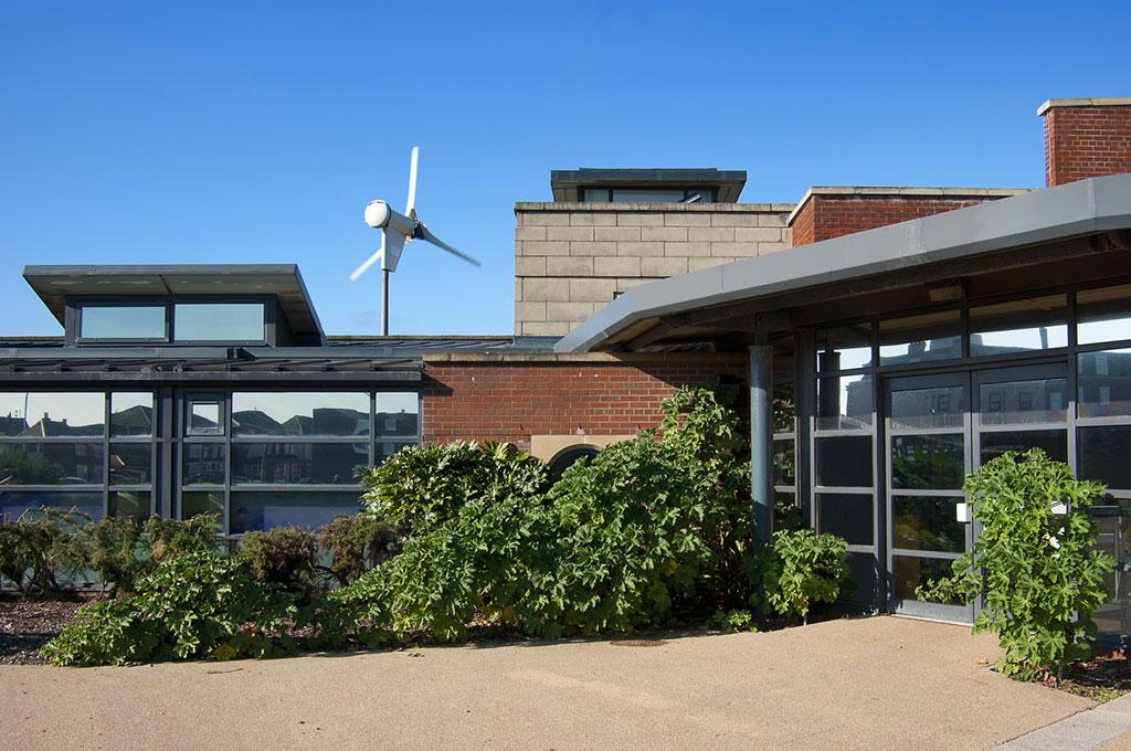Mellor Architects Solaris Centre Blackpool