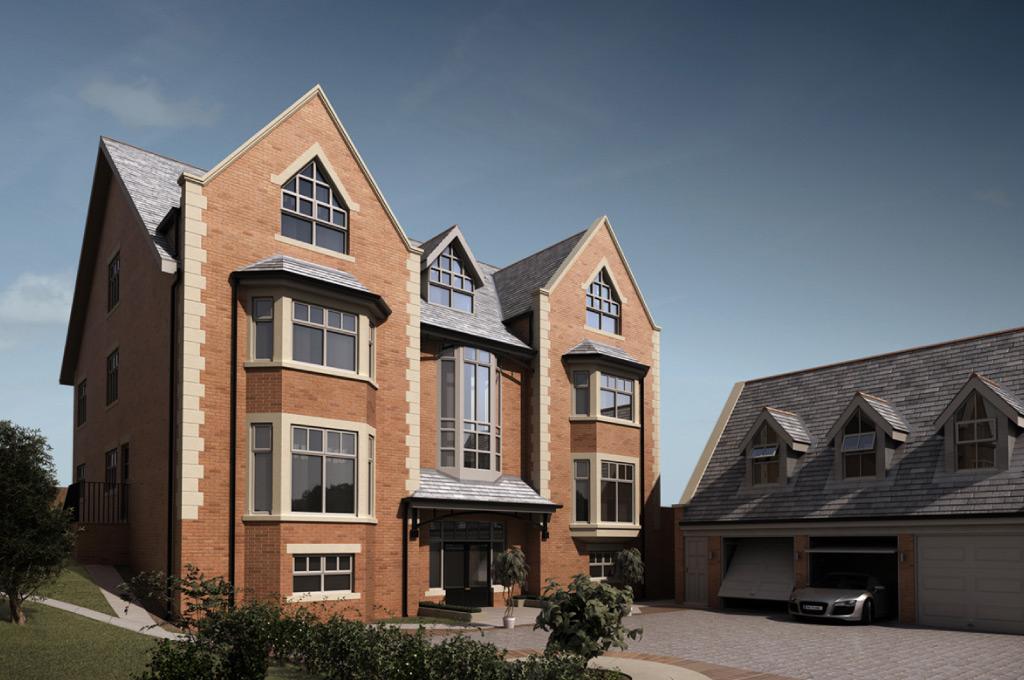 Villas at Lytham Quays, Lytham St Annes