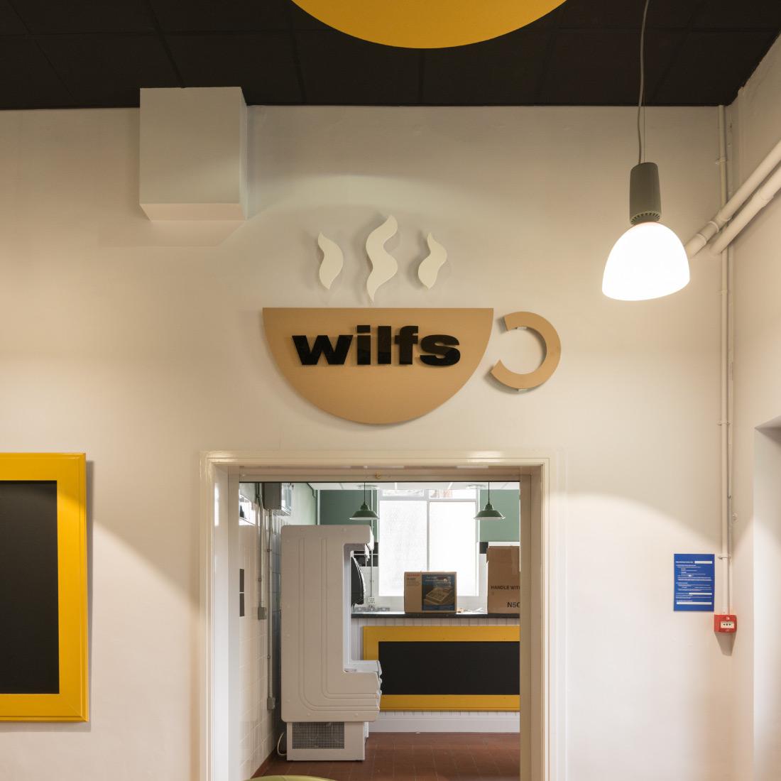 St Wilfrids Centre Preston