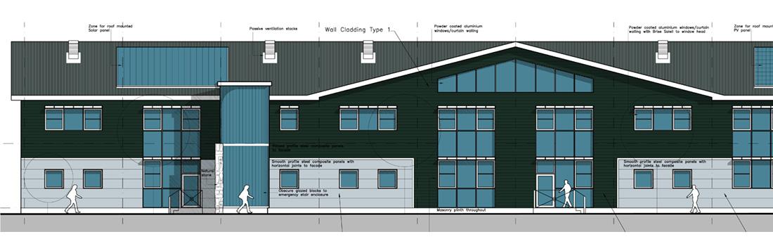 Mellor Architects - Lyon Equipment, Tebay, Cumbria